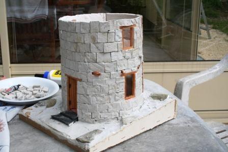 Des id es cr es partager page 17 for Moulin en bois pour jardin